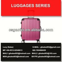best and hot sell luggage hard shell vip luggage for luggage using