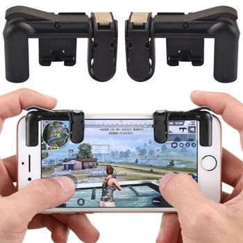 2018 Hot New Products Gaming Trigger L1R1 Shooter PUBG Mobile Game Controller