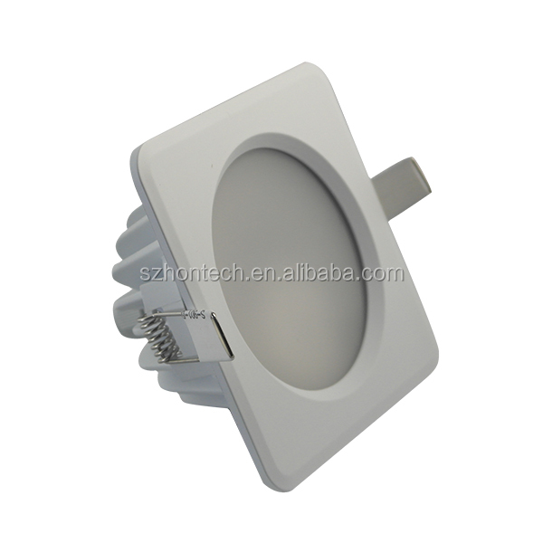Led waterproof downlight high quality smd5630 led waterproof downlight with cut out 90mm