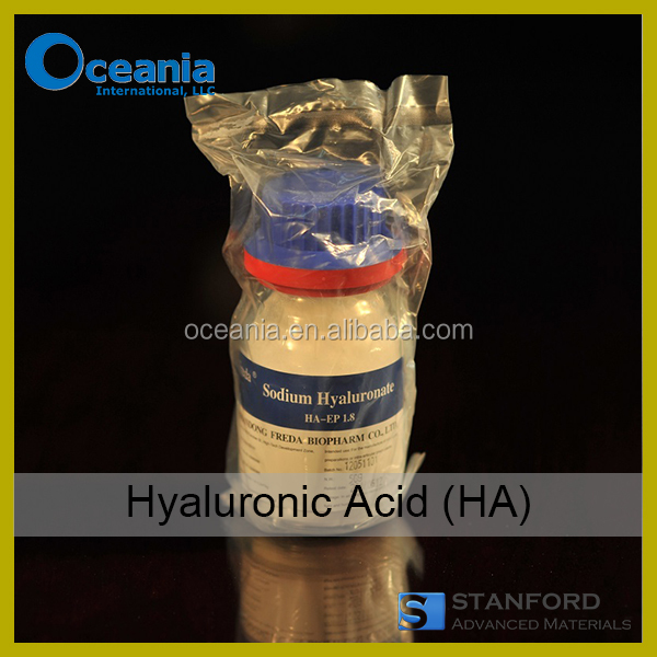 Comestic HA Food Grade Hyaluronic Acid Sodium Hyaluronate HAF-H 1800K Da