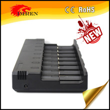 battery charger for 18650 26650 16340 22650 CR123A(16340) 14500 Ni-MH/Ni-CD AA AAA battery charger 8 slot battery charger