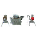 Automatic fiber optic cable cutting machine