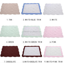 Wholesale Monogrammed baby quilt