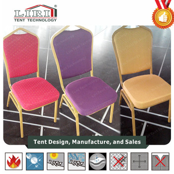 Kinds of Banquet Chairs for Wedding Parties for Sale