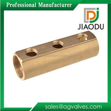 Low price hotsell brass linear manifold