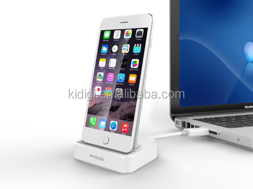 Case Compatible Sync & Charge Dock for iPhone 5/iPhone 5s/iPhone 5c /iPhone 6 / iPhone 6 Plus
