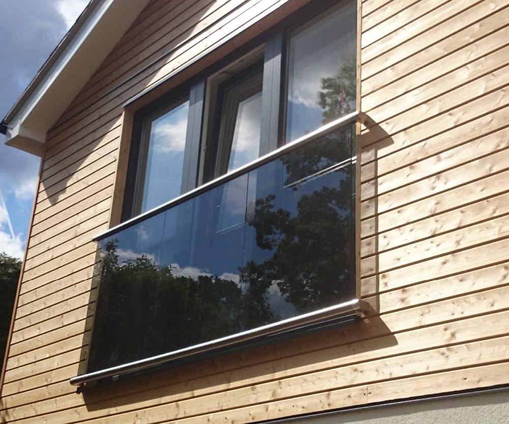 All Sizes Glass Juliet Balcony FRAMELESS GLASS JULIET BALCONY
