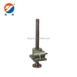 Alibaba wholesale swl worm gear mechanical screw jack