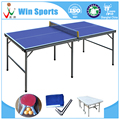 toy sport table tennis table pingpong blue