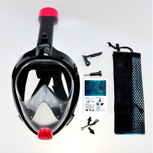 180Degree Full view Panoramic Snorkel Mask/Diving Mask Anti-fog&Anti-leak Technology