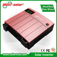 800W 50/60Hz Auto Sensing High Efficiency Modified Sine Wave Solar Inverter
