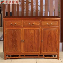 Chinese antique style tall entrance decorative wood carved filing cabinet multi function wooden side cabinet