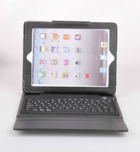 tablet pc keyboard case with touchpad+usb hub