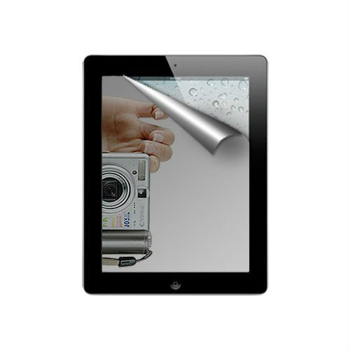 2012 newly Mirror screen protector for ipad mini