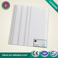 Very popular types of false ceiling boards