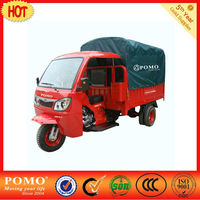 2014 Hot selling custom Steel Horse SH30.1 semi-closed Water Cool 3 wheel motorcycle 200cc