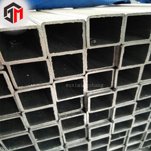 Construction material Pre galvanized greenhouse rectangular steel tube