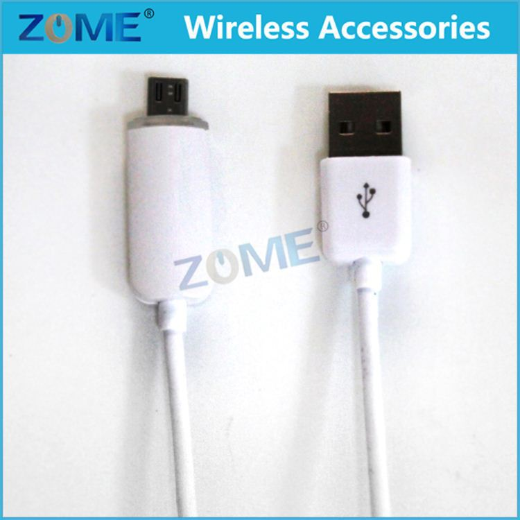 China Supplier Original OEM 5 Foot White USB Sync Data Cable Charging Cable for Samsung Galaxy S Ii/2 Skyrocket Hd