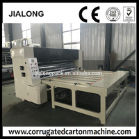 Jialong high quality Semi automatic die cutting rotary die cutter machinery seller