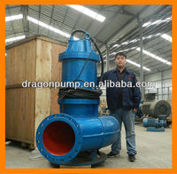 2600m3/h large flow submersible sewage pump