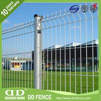wleded wire mesh fence / leisure areas welded mesh fence / welded wire dog fence panels