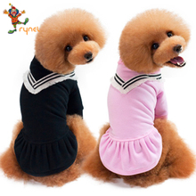 PGPC0274 Hot Selling Atumun Pet Clothes Wholesale Fancy Dog Clothes Dress