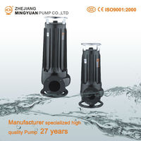 Submersible Sand Slurry Pump