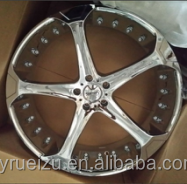 car rims Chrome America wheel 24 inch replica wheel wholesale price
