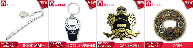 Custom MOQ 10 bottle opener