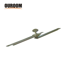 Ouroom/OEM Wholesale Products Customizable 172610 Window Used Aluminium Stay Brass Hydraulic Window Friction Stay Hinge