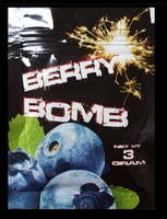 UK Highs Legal herbal incense aluminum foil pouch