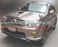 fortuner 2009 body kit