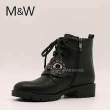West style women beautiful boots in fashion lady shoes