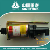howo truck parts clutch booster cylinder WG9725230033
