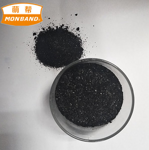 Potassium humate With high content of water soluble humic acid