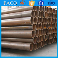 Tianjin steel pipe ! black pipe layers 6 carbon iron pipe specification