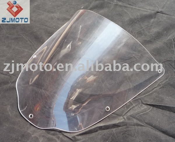Motorcycle windscreen for NSF100 2006 Clear Windscreen racing windscreen