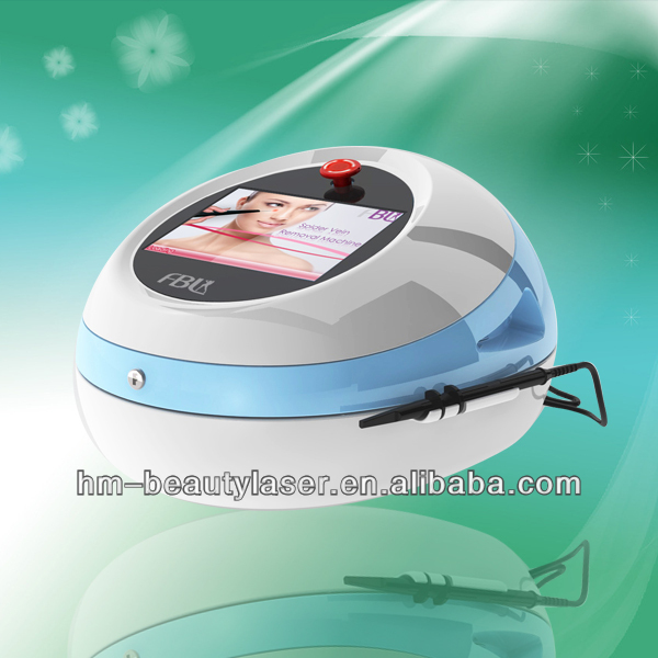 vascular remove laser/vascular removal rbs/spider vein removal machine