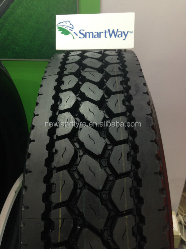 SAMSON Quality China Supplier New tires 295/75R22.5 Radial Truck Tires