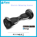 original anti-fire shells waterproof hoverboard 2 wheels electric scooter with bluetooth