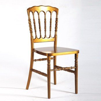 Gold Napoleon Chair for sale