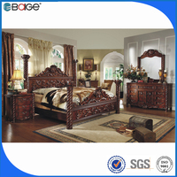 new design antique bedroom furniture/chinese antique redwood furniture
