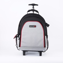 New Style Canvas Computer Canvas Tool Bags Backpack With Wheels