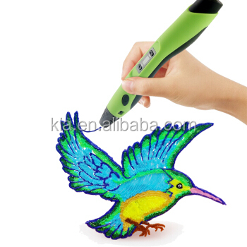 Newest 3d low temperature printing pen best educational toys for kids