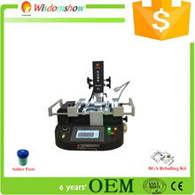 Hot sale touch screen laptop repairing lead-free bga welding machine wds-4860 preheater for laptop/mobile/ps3/xbox360