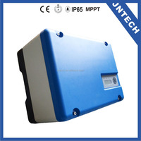 10HP solar pump inverter 7.5KW MPPT Electric Power and Rotary Pump Theory solar power water pump system for irrigation