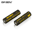 3.7v rechargeable battery for 18650 tactical flashlight BASEN 18650 3100mah lithiuim ion battery for flaslight/e-cigs/tools