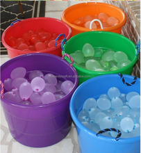 2017 Bunch o 111pcs water balloon fill in one minute self sealing magic water balloons