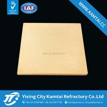 refractory pizza baking stone
