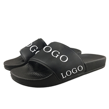 Summer Hot Sale Cheap Price Custom Logo Daily Wear Home Hotel Slippers For Men